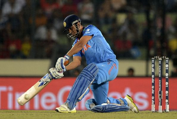 MS Dhoni rues failure to convert starts in World T20 final