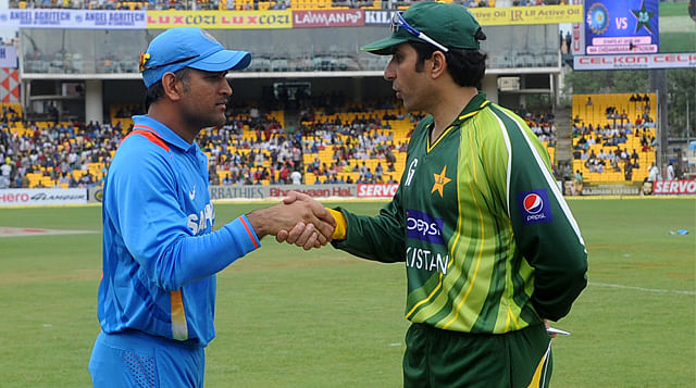India and Pakistan may play 3 match series in UAE