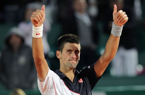 Novak Djokovic survives stern test from Garcia-Lopez, reaches Monte Carlo semifinals