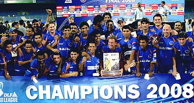 IPL stats and records: IPL's first