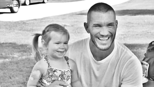 Randy Orton tweets a cute picture made by his daughter