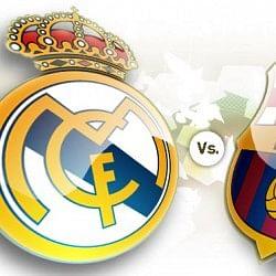 Real Madrid & Barcelona Combined XI - 2013/14 season