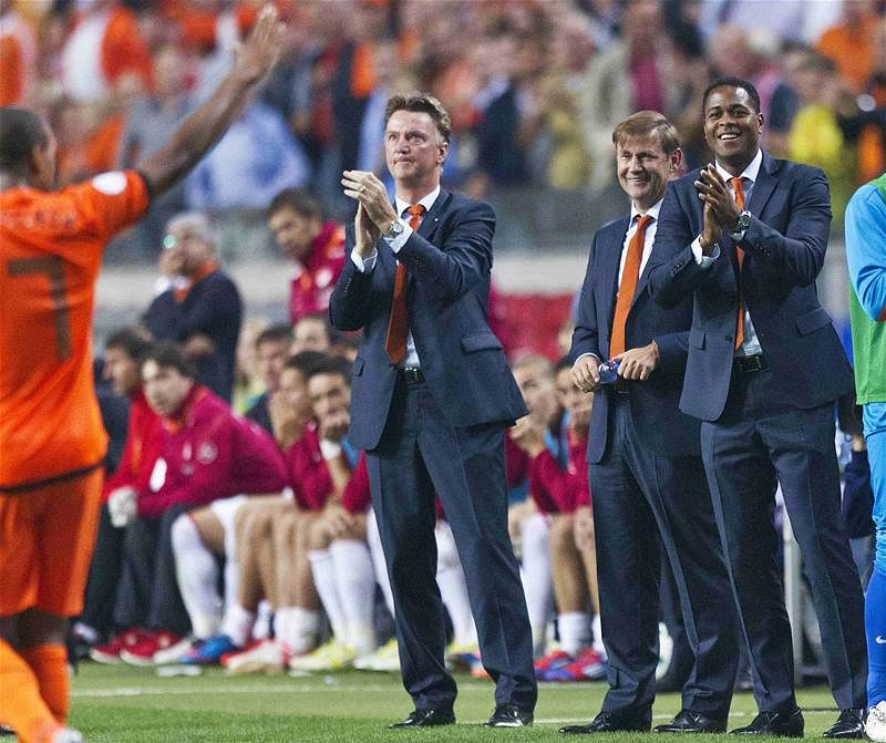 Rumour: Louis van Gaal plans to hand Class of '92 coaching role at Manchester United