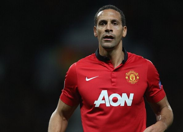 Rio Ferdinand wants to continue his football next season at Manchester United