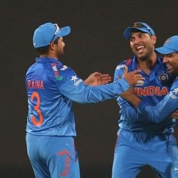 Yuvraj Singh can't be singled out for India's World Cup loss: Rohit Sharma