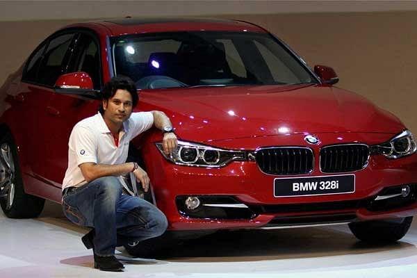 Sachin Tendulkar New Car Price