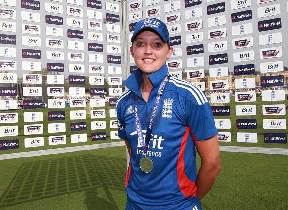 sport report sarah taylor other women played cricket teams