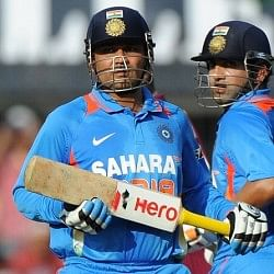 Attacking innings from Sehwag and Gambhir help Delhi chase 175 in Syed Mushtaq Ali Trophy