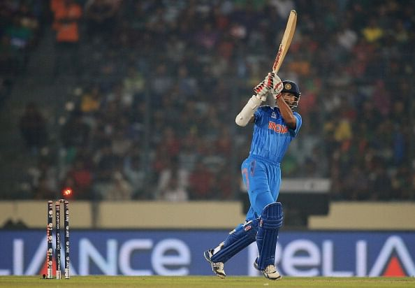 Player Ratings for World T20 2014 - India