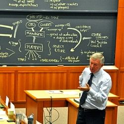 Sir Alex Ferguson accepts teaching position at Harvard