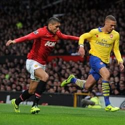 Rumour: Arsenal trying to sign Chris Smalling from Manchester United