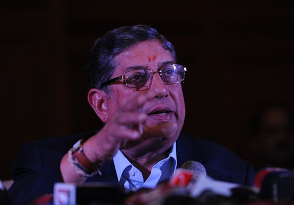 N Srinivasan's name in Mudgal Committee report, can't be reinstated - Supreme Court