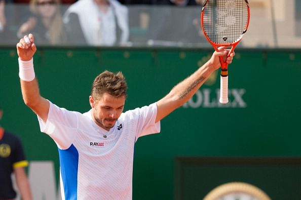 Stanislas Wawrinka and the self-belief factor: Is he the best player of 2014 so far?