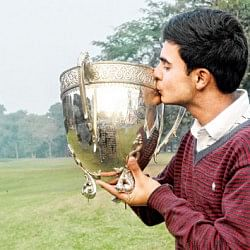 Shubhankar Sharma wins Cochin Masters, becomes youngest-ever PGTI champion