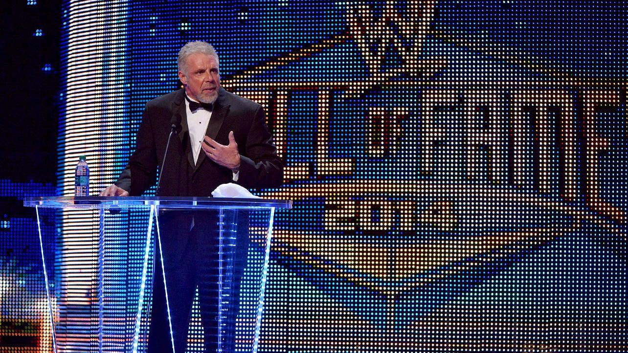 ultimate warrior hall of fame - photo #16