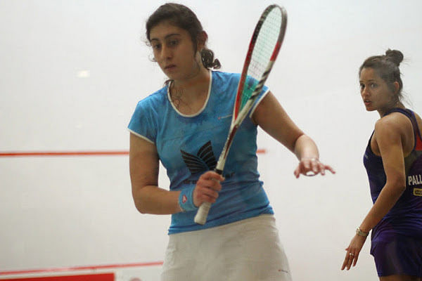 Dipika Pallikal falters in Texas Open final, loses to El Sherbini