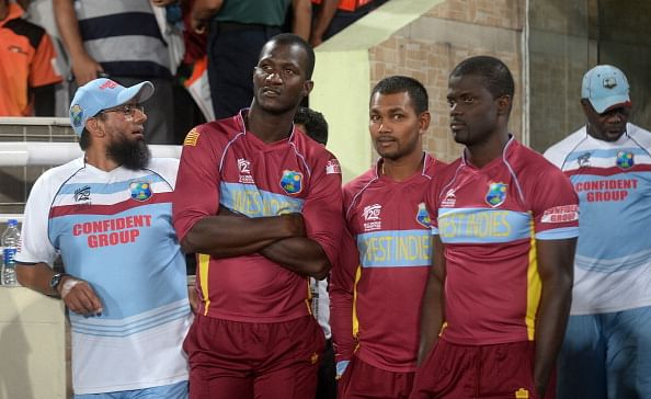 Manager Richie Richardson hails West Indies team unity