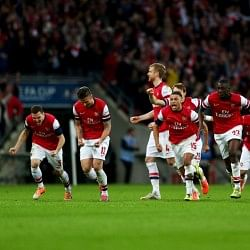 Arsenal can kick-off from FA Cup victory against Wigan