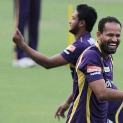 Yusuf Pathan returns home from UAE to be with his newborn son