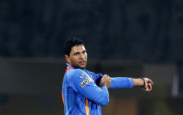 Yuvraj Singh's fall from the top