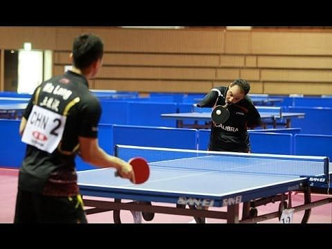 Armless Table Tennis player Ibrahim Hamato is an inspiration to everyone