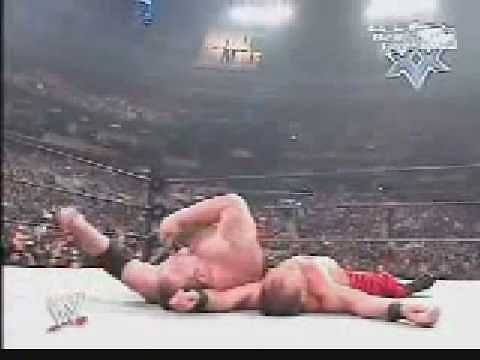 Video: Chris Benoit wins the Royal Rumble