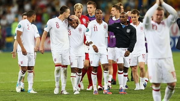 The story of England's heart-breaking affair with penalty shootouts