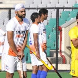 India announce 18-man squad for the Hockey World Cup 2014; Gurbaj Singh returns to the fold