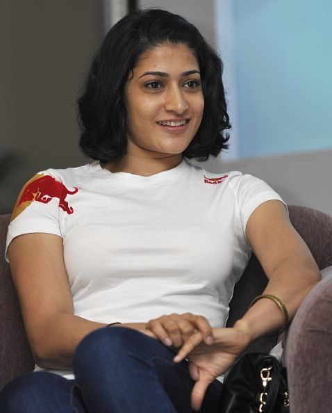 Ashwini Ponnappa Interview Ashwini Ponnappa We've
