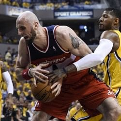 2014 NBA Conference Semifinals: Wizards and Clippers steal home court advantage in Game 1