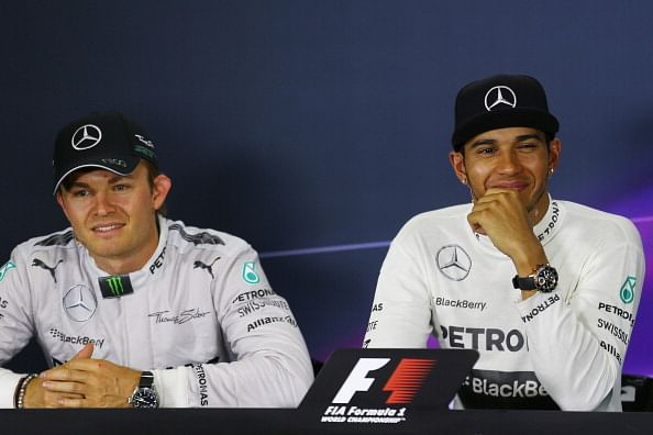 Nico Rosberg to team up with Lewis Hamilton for 2 more years at Mercedes