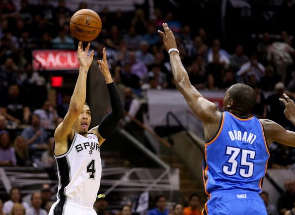 2014 NBA Western Conference Finals: Spurs blow out Thunder to cruise to a 2-0 series lead