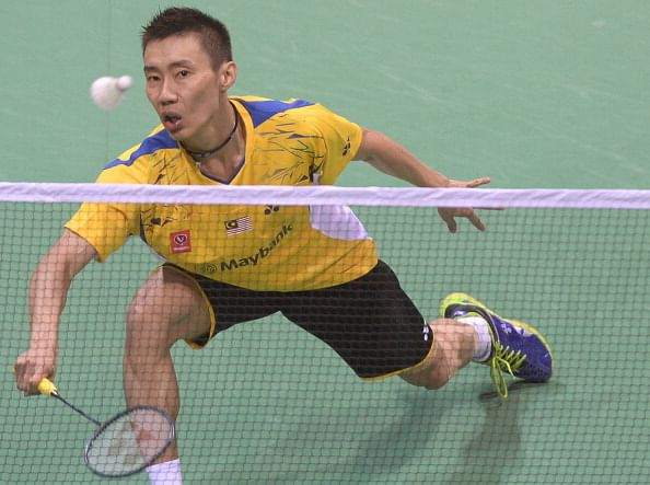 Badminton great Lee Chong Wei still in search of a gold medal at a Major