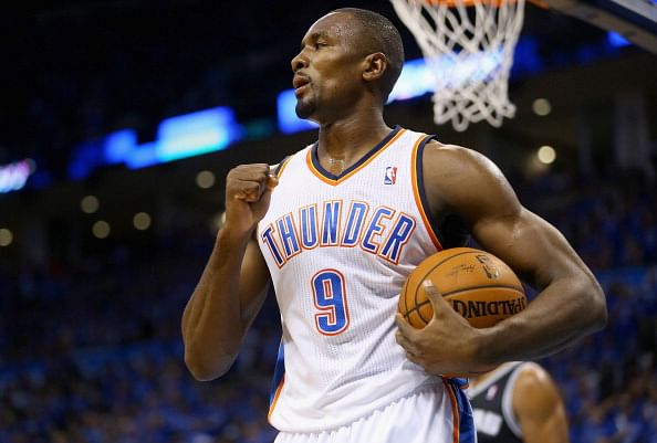 2014 NBA Western Conference Finals: Serge Ibaka inspires Thunder to victory in Game 3