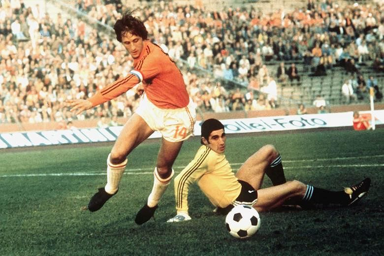 Iconic World Cup Moments: The Netherlands losing the 1974 ...