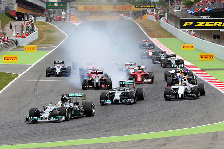 Spanish Grand Prix: Lewis Hamilton takes championship lead with victory in Spain