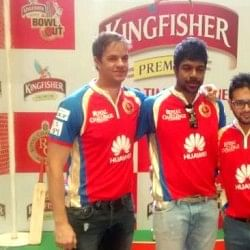 Kingfisher gets fans to Bowl Out their favourite cricketers