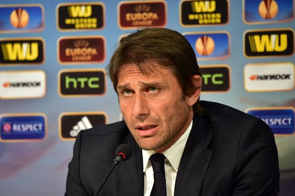 Juventus coach Antonio Conte promises attacking football against Benfica
