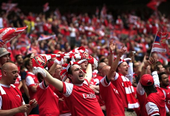Lessons for Life: What an Arsenal fan taught me...