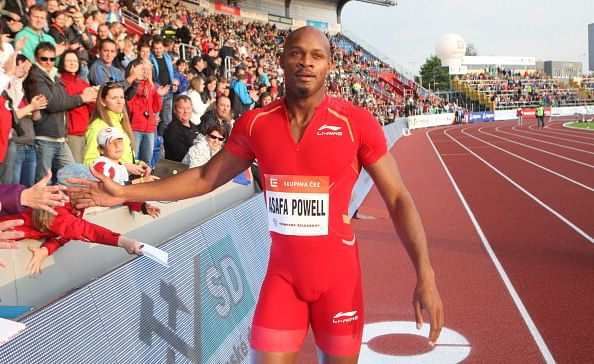 Asafa Powell seeks reduction of ban