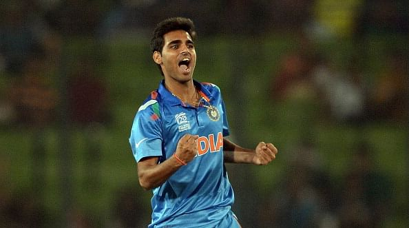 Interview: Bhuvneshwar Kumar gaining control over death overs