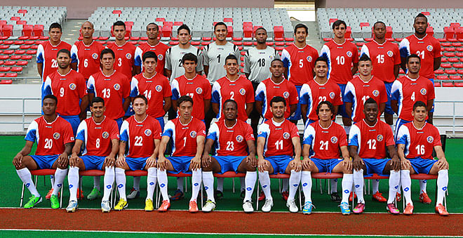 Costa Rica announce 30-man preliminary World Cup squad ...