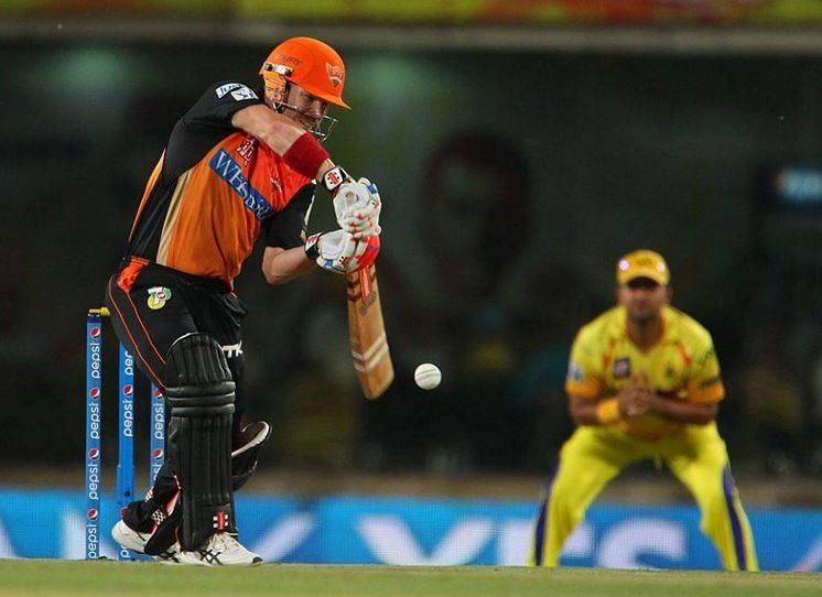 IPL 2014: David Warner blitzkrieg helps Sunrisers Hyderabad beat Chennai Super Kings by 6 wickets