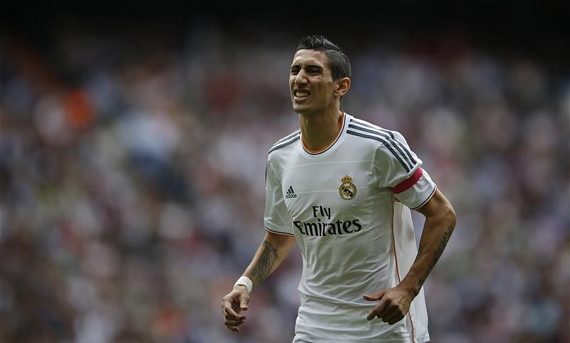 Real Madrid's Angel Di Maria refuses to rule out summer move