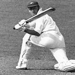 First Test bat used by Don Bradman to be auctioned