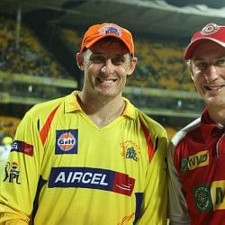 Hope I can emulate Mike's success at CSK, says David Hussey