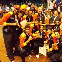 India crowned winners of the 3rd SABA Basketball Championship