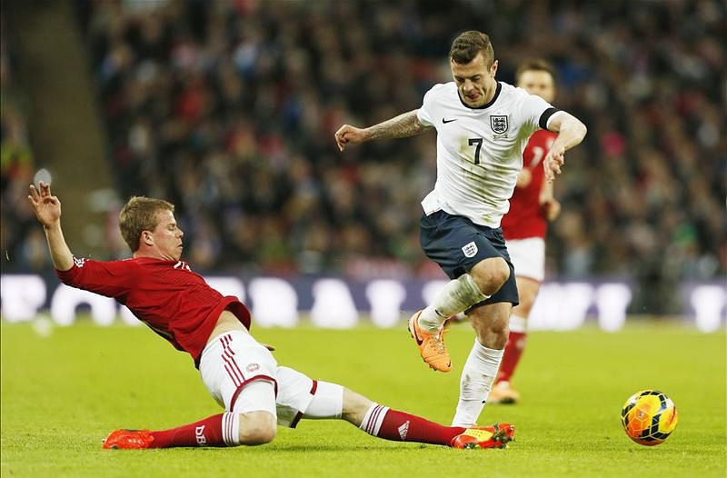 Why England should start with Jack Wilshere at the World Cup