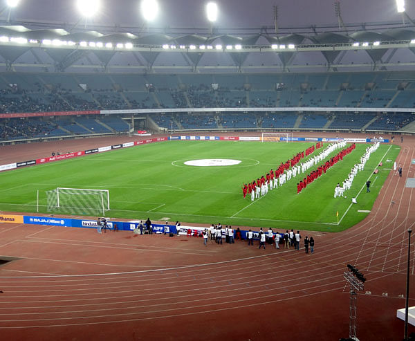 Jawaharlal Nehru Stadium Kochi Football Jawaharlal Nehru Football