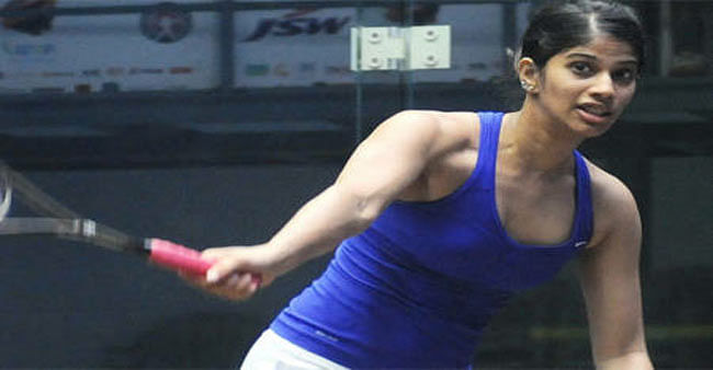 Joshna Chinappa makes last 16 of British Open Squash Championships